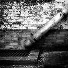 Pipes up. by Jeff  Wiles