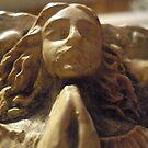 Angel Prayer by Mooreky5