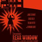 Alfred Hitchcock's Rear Window by AlainB68