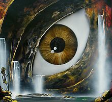 Eye  by Angel Ortiz