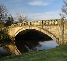 Stone bridge by John Messingham