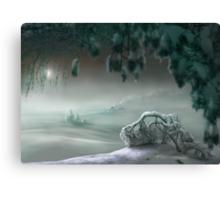 Winter Quarters Canvas Print
