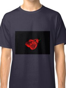 Love Is A Rose V Classic T-Shirt