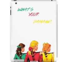 What's Your Damage? - Heathers the Musical iPad Case/Skin