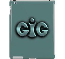 Metal GIG iPad Case/Skin