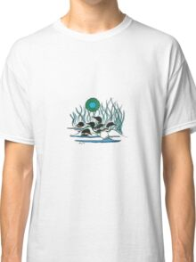 A Family of Loons Classic T-Shirt