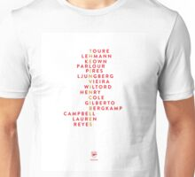 Arsenal Invincibles Unisex T-Shirt