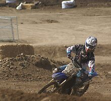 Loretta Lynn SW Area Qualifier Rider #357 on the turn @ Competitive Edge MX - Hesperia, CA 4-6-2008, (185 Views as of May 9, 2011) by leih2008