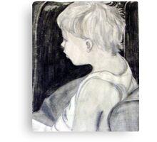 Chris 2 Canvas Print