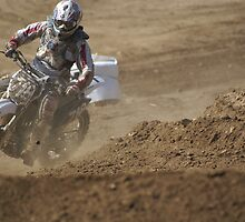 Loretta Lynn's SW Area Qualifier Rider #718 Into the turn @ Competitive Edge MX - Hesperia, CA, (115 Views as of May 19, 2010_ by leih2008
