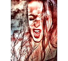 at the threshold Photographic Print
