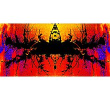 Abstract TX2 Photographic Print
