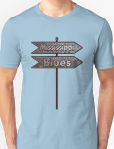 Mississippi Blues rusty T-Shirt
