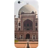 Humayun's Tomb iPhone Case/Skin