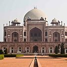 Humayun's Tomb by Cole Stockman