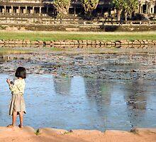 Angkor Wat by Chris Muscat