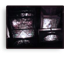 Winchester Windows Canvas Print