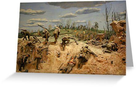 Australian War Memorial by Ross Robinson
