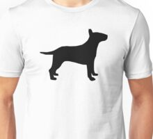 Bull terrier dog Unisex T-Shirt