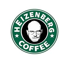 Heizenberg Starbucks coffee by Baipodo
