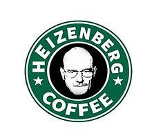 Heizenberg Starbucks coffee by Baipodo