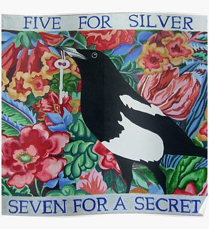 Keeper of Secrets Poster