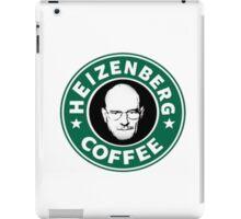 Heizenberg Starbucks coffee iPad Case/Skin