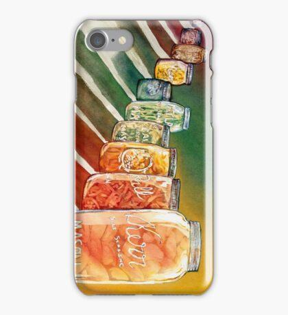 July's Harvest iPhone Case/Skin
