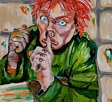 Drop Dead Fred - A tribute to Rik Mayall by HannahLstaples