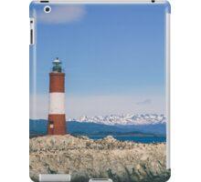 Faro del fin del mundo iPad Case/Skin