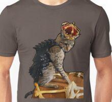Dragon Slayer King Cat Unisex T-Shirt