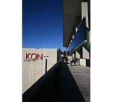 Architecture - Deakin University Melbourne Photographic Print