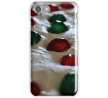A pudding not to be trifled with... iPhone Case/Skin