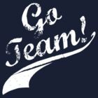 Go Team! by Chris Richards
