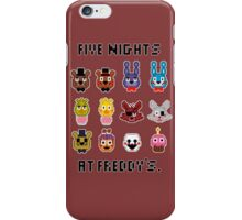 Five Nights at Freddy's. iPhone Case/Skin
