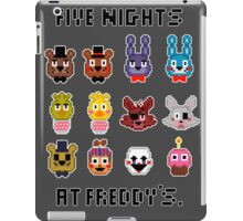 Five Nights at Freddy's. iPad Case/Skin