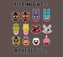 Five Nights at Freddy's. Unisex T-Shirt
