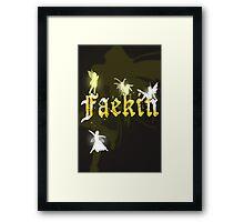 Faekin (otherkin appearal)  Framed Print