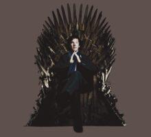 Sherlock Holmes: Game of Thrones T-Shirt