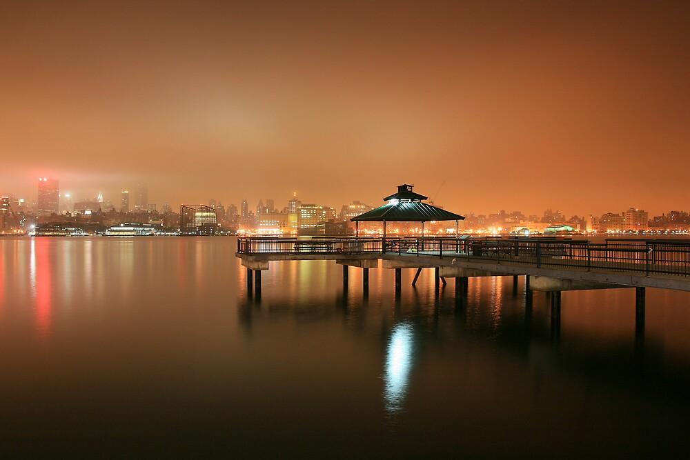 The Fog ! by pmarella