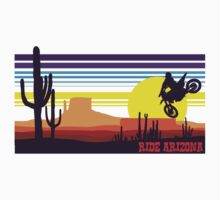 Ride Arizona Kids Tee