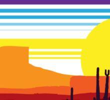 Ride Arizona Sticker