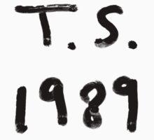 T. S. 1989 Kids Clothes