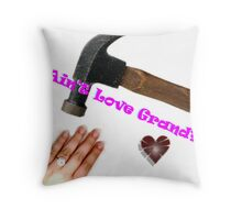Ain't Love Grand! Throw Pillow