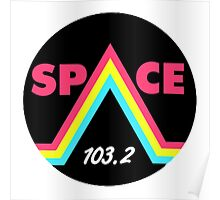 The Space 103.2 Poster