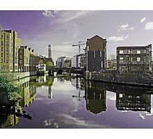 Urban reflections by Tim Constable by TimConstable