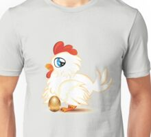 Hen with Golden Egg Unisex T-Shirt
