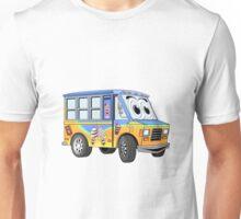 Ice Cream Food Truck Unisex T-Shirt