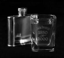 Jack Daniels by Ann-Marie Metcalfe