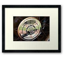 DB Spare Framed Print